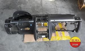 INSTRUMENT TABLA KONZOLA 9644559880 PEUGEOT 407 04-07