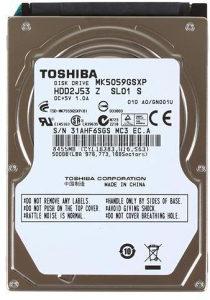 hard disk 500 gb 2,5 inča