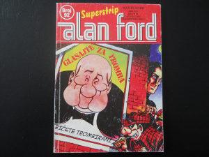 Alan Ford superstrip 92
