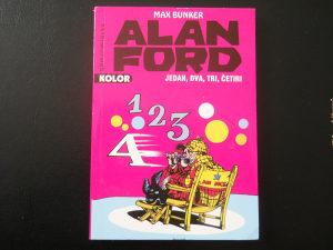 Alan Ford kolor 14