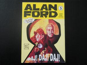 Alan Ford zlatni klasik 5