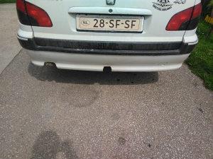 Peugeot pezo 406 stop lampe