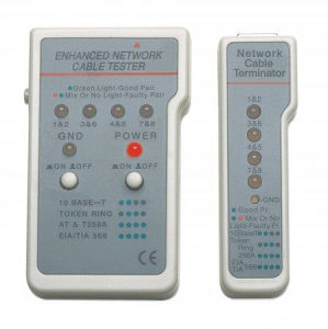 Intellinet alat Cable tester, multifunction