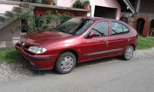 Renault Megane Sport 1,6 benzin