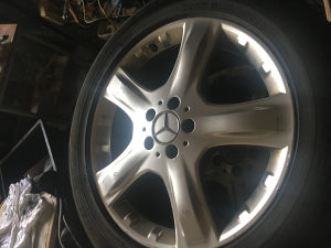 Mercedes felge ML