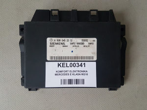 KOMFORT ELEKTRONIKA MERCEDES E W210  A0305452332