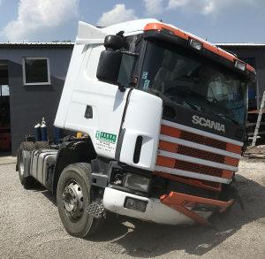 Scania 124 kip hidraulika havarisana