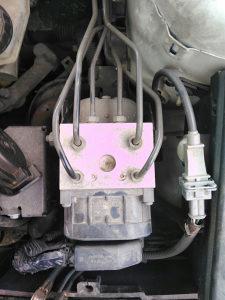 Peugeot pezo 406 abs