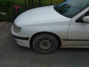 Peugeot pezo 406 blatobran lijevi