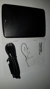 Toshiba externi hdd 2 Tb