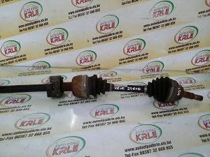 Poluosovina desna Astra H 1.7 CDTI 6br KRLE 20610