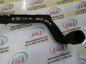 Crijevo Golf 4 1.9 TDI 1J0145762P KRLE 20615