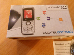 Alcatel ONE TOUCH 322