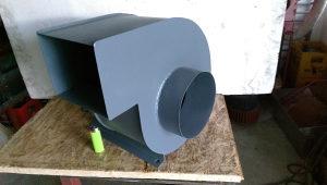 centrifugalni ventilator turbina 1.4 kw
