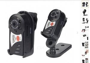 Q7 Wireless WiFi IP Kamera - Mini DVR