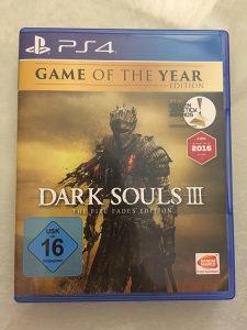 Dark Souls 3 GOTY (PS4)