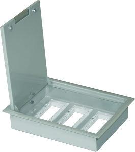 Kutija za osigurace TEM Mandeks podna instalacija