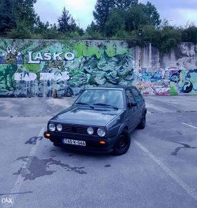 Volkswagen Golf 2 1.6 51 KW GTD