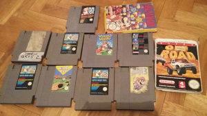 Kupujem stare Nintendo igrice