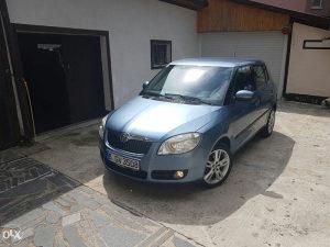 Škoda Fabia 1.4 TDI Elegance