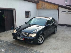 Mercedes C 200 CDI Classic God.2005 *Facelift*