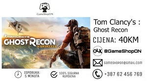 Tom Clancy's : Ghost Recon | UPLAY | PC | Key