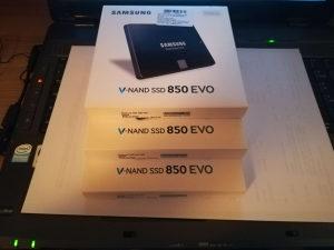 SSD Samsung Evo 850 500GB V-NAND Garancija 5godina