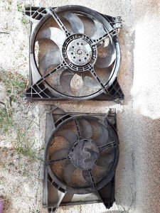 Hyundai Trajet ventilatori