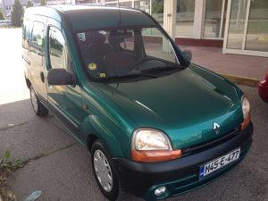 Renault Kangoo 2001g 1.9dti 066/710-997