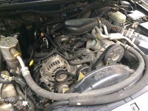 Chevrolet Blazer dijelovi