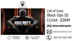 Call of Duty: Black Ops III | STEAM | PC | Key