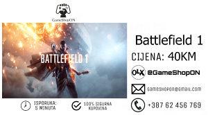Battlefield 1 | Origin | PC | Key