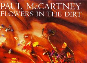 PAUL McCARTNEY-FLOWERS IN THE DIRT lp