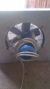 Ventilator industriski