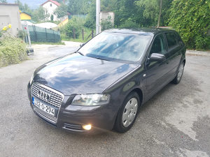 Audi A3 Sportback 2.0TDI*TEK UVEZEN I REGISTROVAN*