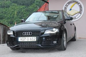 Audi A4 2.7 TDI novi motor sa 8 brzina AUTOMATIK
