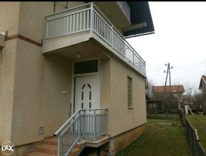 Aluminijske ograde (balkonske,dvorisne)