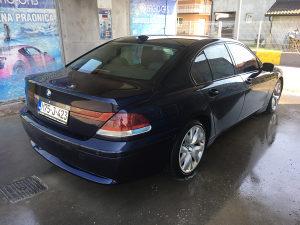BMW 730 7 E65 Sequent plin cijena 3dana