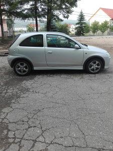 Opel Corsa C GSI 1.8 1.6 v