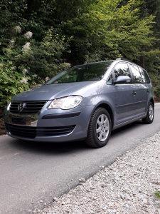 Volkswagen Touran 1.9 TDI 77kw 2008g 7 sijdista