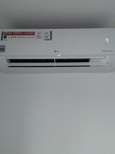 Klima LG Dual inverter S12EQ sa novim freonom R32 sa ug