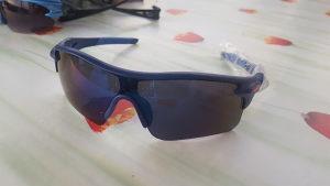 Naočale za biciklo, motor, plave