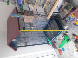 Kavez za ptice fabricki