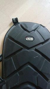Moto stitnik za ledja IXS
