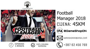 FM | Football Manager 2018 | Steam | PC