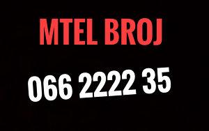 Mtel broj 066 2222 35