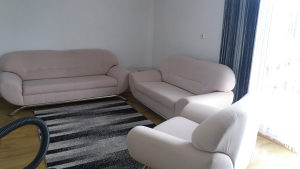 Trosjed,dvosjed i fotelja.