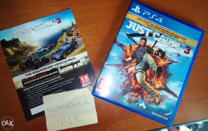 Just Cause 3 za PS4 (Playstation 4)