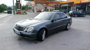 Mercedes-Benz E 320 cdi AMG registrovan
