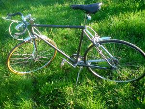 Cestovni bicikl Rog petobrzinac vintage specijalka
